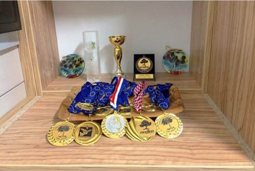 Oio Vivo - medalje